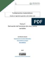 T5 Derivadas