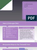CTU553 - Islam & Hubungan Etnik