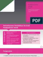CTU553 - Pemerkasaan Pendidikan Ke Arah Kesepaduan Sosial