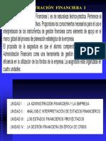1.-Adm. Financiera La Empresa