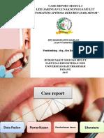 Ppt Case Report OM Siti
