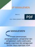 Kp 4.1.2.1 - Leadership Dan Manajemen Organisasi Kesehatan