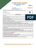 Narayan Academy IIT JEE test Paper.pdf