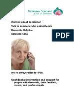 Helpline Leaflet LP