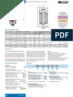 E30-E33 - Hydraulic Accessories Desiccant Air Breathers - En