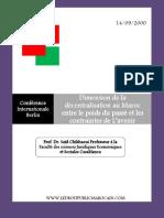 Dimension de la decentralisation au Maroc DV.pdf
