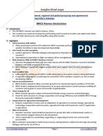 BRICS Xiamen Declaration