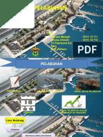 Persentase Pelabuhan Klp 3