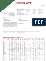 OGJ Worldwide Refining Survey 2010