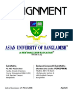 Assignment on GrameenPhone