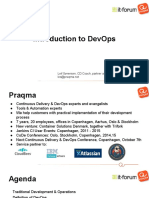 DevOps IT Forum