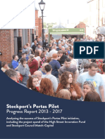 Stockport Portas Pilot Progress Report 2013 - 2017