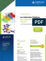 Folleto Materiales Plásticos