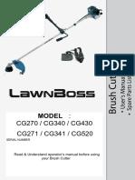 LawnBoss-271-340-341-430-520-English