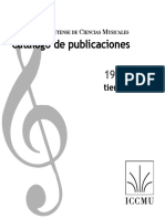Catalogo Iccmu 1