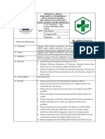 8.2.2.5.2 SOP Menjaga Tidak Terjadinya Pemberian Obat Kadaluarsa, Pelaksanaan FIFO Dan FEFO, Kartu Stok Kendali