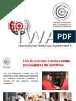 38987498 IWA 4 Hacia La Estandarizacion Mundial de Gobiernos