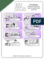 Object Pronoun Cards