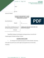 Mishaga v. Monken - Complaint