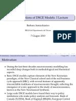 Microfoundations of DSGE Models