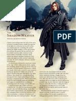 Shadow Weaver Archetype v0-1