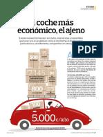 El Coche Más Económico, El Ajeno