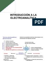 Introducción a La Electroanalítica
