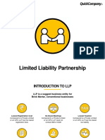 QC - Limited Liability Company - LLP