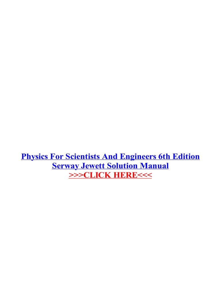 1pdf physics for scientists and engineers 6th edition serway 1pdf physics for scientists and engineers 6th edition serway engineering science and technology fandeluxe Image collections