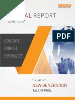 Annu a Report 2017