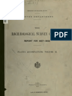 (1910) The Archaeological Survey of Nubia (Report for 1907-1908)