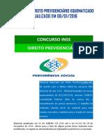 Resumo de Direito Previdenciário Esquematizado 2016