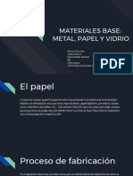 Materiales Base