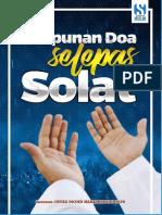 Buku Koleksi Himpunan Doa Serantau Muslim