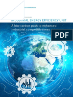 06. UNIDO Industrial Energy Efficiency Unit Brochure