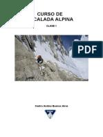 Curso de Escalada Alpina_Clase 1_Apunte Copia