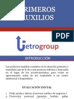 2.-Primeros Auxilios petrogroup