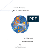 124734172 Principles of Heat Transfer Solutions Manual