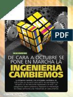 Nota de Tapa revista La Tecla Patagonia n° 354
