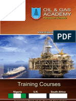 Oil & Gas Academy Petroleum Schools Brochure