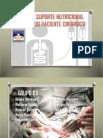 Suporte Nutricional Paciente Cirurgico