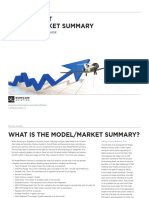 Business Jet Model Market Summary