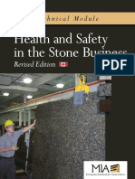ENG Safety in the Stone Business MIA