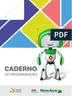 Caderno de Programacao