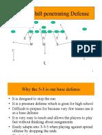 5 3 Defense