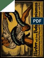 poster de propaganda alemana