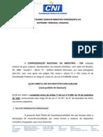Petição Inicial CNI