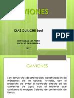 GAVIONES Saul Diaz Quiliche