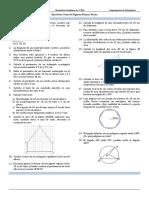 2ESO Ejercicios Tema 8 Figuras Planas