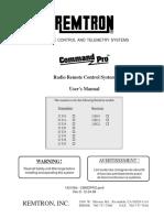 Users Manual 83159